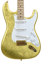 Fender Custom Shop Masterbuilt Eric Clapton Gold Leaf Stratocaster Todd Krause cz537825 | Front Close