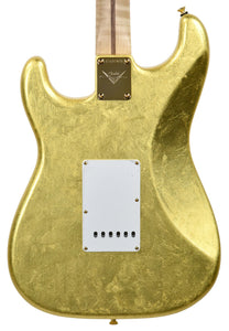 Fender Custom Shop Masterbuilt Eric Clapton Gold Leaf Stratocaster Todd Krause cz537825 | Back Close