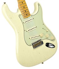 Fender Custom Shop 59 Special Stratocaster Vintage White Cz540328 - The Music Gallery