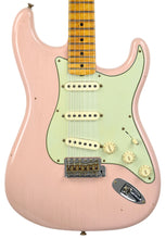 Fender Custom Shop 59 Special Stratocaster Relic Shell Pink CZ540335 - The Music Gallery