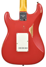 Fender Custom Shop 61 Stratocaster Relic Fiesta Red CZ539144