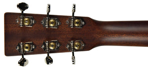 Martin Custom Shop D-18 | The Music Gallery | Headstock Back