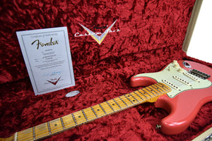 Fender Custom Shop 59 Special Stratocaster | The Music Gallery | Open Case Certificate