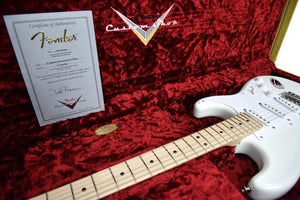 Fender Custom Shop Masterbuilt Eric Clapton Stratocaster | The Music Gallery | Open Case