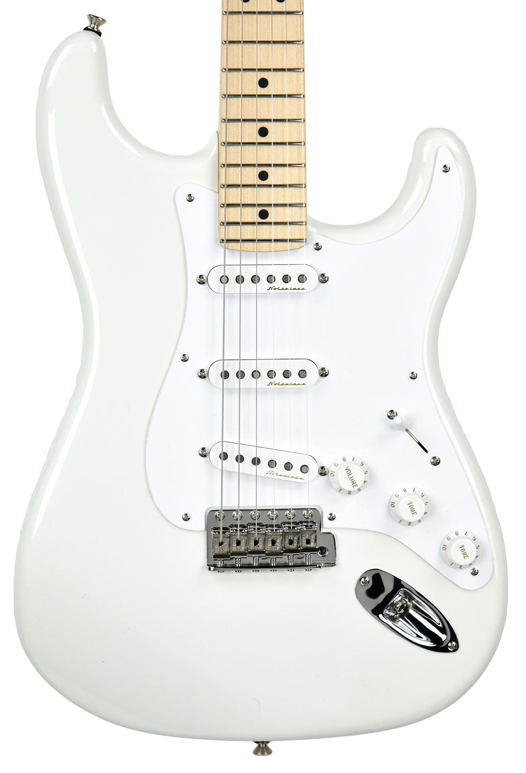 Fender Custom Shop Masterbuilt Eric Clapton Stratocaster | The Music Gallery | Front Close