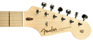Fender Custom Shop Masterbuilt Eric Clapton Stratocaster | The Music Gallery | Headstock Front