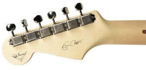 Fender Custom Shop Masterbuilt Eric Clapton Stratocaster | The Music Gallery | Headstock Back