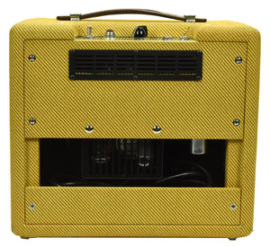 Used Fender '57 Custom Champ 1x8 Hand-Wired Tube Combo Guitar Amp AB038142 - The Music Gallery
