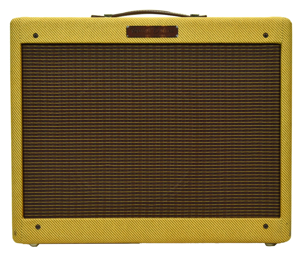 Used Fender '57 Custom Deluxe 1x12 Hand-Wired Tube Combo Amp AB-038839