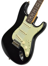 Fender Custom Shop 63 Stratocaster Journeyman Relic Black R98156 - The Music Gallery