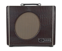 Carr Mercury V 1x12 Combo in Brown Gator - The Music Gallery