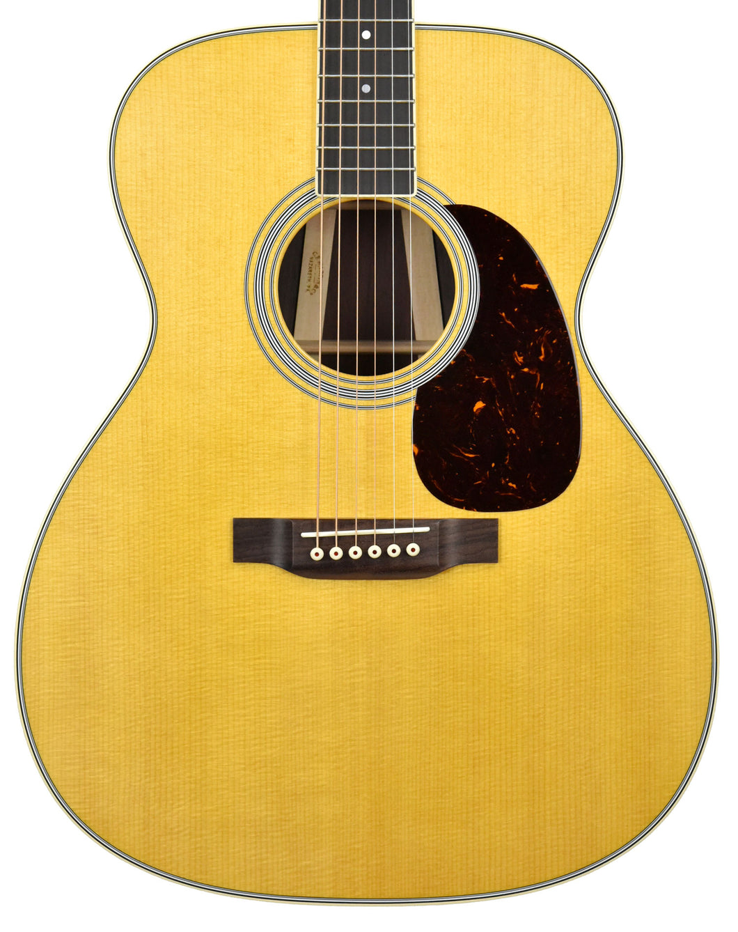 Martin M36 Acoustic Guitar in Aged Natural 2268123 - The Music Gallery