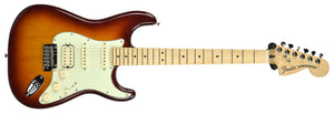 Fender Deluxe Series Stratocaster HSS | The Music Gallery | Front Full