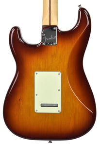 Fender Deluxe Series Stratocaster HSS | The Music Gallery | Back Close