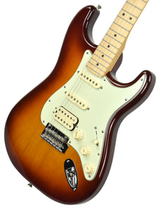 Fender Deluxe Series Stratocaster HSS | The Music Gallery | Front Angle 2