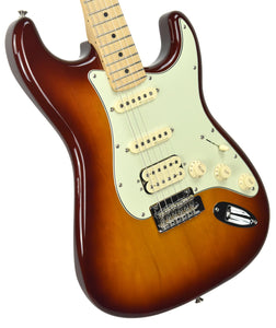 Fender Deluxe Series Stratocaster HSS | The Music Gallery | Front Angle 1