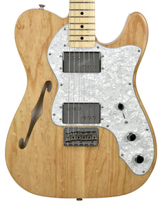 Fender Classic Series 72 Telecaster Thinline in Natural MX18133992