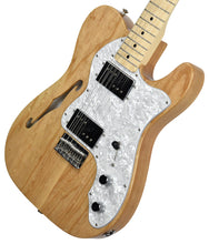 Fender Classic Series 72 Telecaster Thinline | The Music Gallery | Front Angle 1