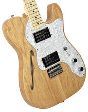 Fender Classic Series 72 Telecaster Thinline | The Music Gallery | Front Angle 2