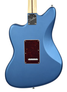 Fender American Performer Jazzmaster Satin Lake Placid Blue US19007165 | The Music Gallery | Back Close