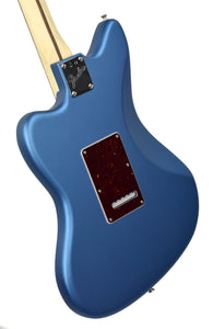 Fender American Performer Jazzmaster Satin Lake Placid Blue US19007165 | The Music Gallery | Back Angle 1