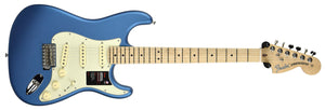 Fender American Performer Stratocaster Satin Lake Placid Blue - The Music Gallery