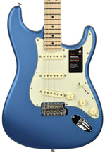 Fender American Performer Stratocaster Satin Lake Placid Blue US19039361 | The Music Gallery | Front Close