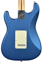 Fender American Performer Stratocaster Satin Lake Placid Blue US19039361 | The Music Gallery | Back Close
