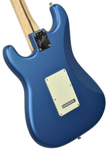 Fender American Performer Stratocaster Satin Lake Placid Blue US19039361 | The Music Gallery | Back Angle 1
