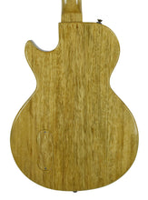 Kurt Wilson Les Paul Jr. in Natural Korina - Back