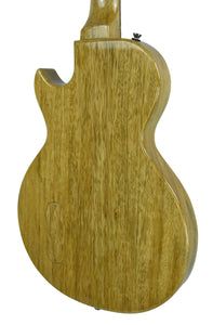 Kurt Wilson Les Paul Jr. in Natural Korina - Back Right
