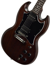 Used Gibson SG Faded T in Worn Brown w/Gigbag 170079032 - The Music Gallery