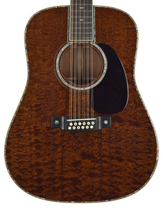 Martin Custom Shop D41 12 String Acoustic | The Music Gallery | Front Close