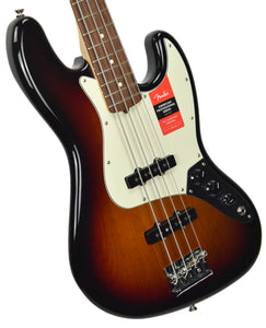 Fender® American Professional Jazz Bass Three Tone Sunburst US16090003