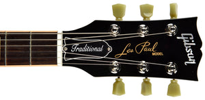 2018 Gibson Les Paul Traditional | The Music Gallery | Headstock Front