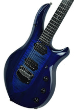 Music Man Majesty Monarch in Imperial Blue | Front Right