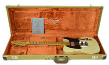 Fender Custom Shop 52 H/S Telecaster Relic in Vintage Blonde R17900 - The Music Gallery