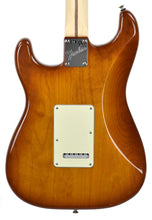 Fender American Performer Stratocaster in Honey Burst US19034466 | The Music Gallery | Back Close