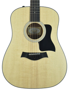 Taylor 150e 12 String Walnut Acoustic Electric Guitar SN# 2104128158