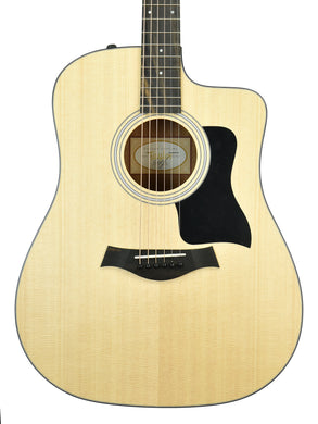 Taylor 110ce Acoustic Guitar | Front Small | The Music Gallery