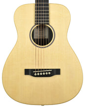 Martin LX1 Little Martin Acoustic Guitar w/Gigbag 299523 - The Music Gallery