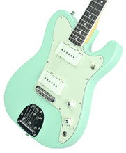 Fender® Parallel Universe Jazz Tele in Surf Green | Front Right