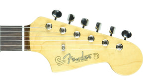 Fender® Parallel Universe Jazz Tele in Surf Green | Headstock Front