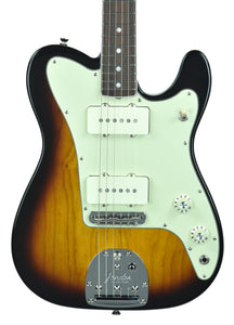 Fender® Limited Edition Parallel Universe Jazz Tele in 2 Tone Sunburst | Front Small