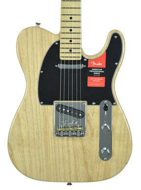 Fender® American Professional Telecaster in Natural | Front Small