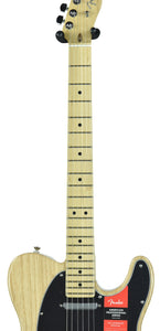 Fender® American Professional Telecaster in Natural | Neck Front | The Music Gallery