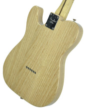 Fender® American Professional Telecaster in Natural | Back Right | the Music Gallery