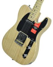 Fender® American Professional Telecaster in Natural | Front Right | The Music Gallery