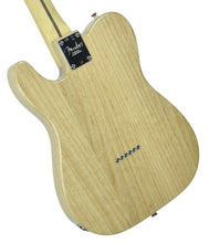 Fender® American Professional Telecaster in Natural | Back Left | The Music Gallery