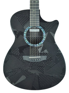 Rainsong BI-OM1000N2 Acoustic Guitar | Front | The Music Gallery